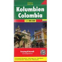 Kolumbia mapa 1:1 000 000 Freytag & Berndt (opr. twarda)