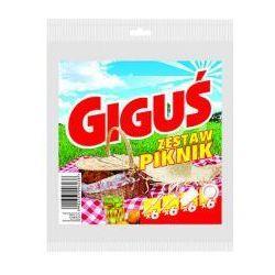 Zestaw Piknikowy Giguś (4 x 6 sztuk)