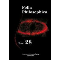 Folia Philosophica. T. 28 - No author - ebook