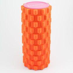 Wałek fitness 33cm FS101 pomarańczowy - HMS - pomarańczowy