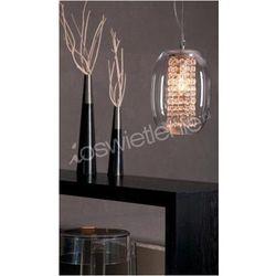 IBIZA EGG cristal - żyrandol/lampa wisząca