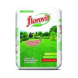 Nawóz do trawników z mchem Florovit 25 kg