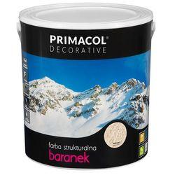 Farba strukturalna Baranek Beżowy 5 l Primacol Decorative
