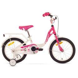 Rower dziecięcy Romet Diana 16 S 2016