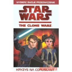 Star Wars. Wojny Klonów: Kryzys na Coruscant (opr. broszurowa)