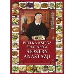 Wielka księga specjałów Siostry Anastazji