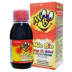Mio Bio Syrop zioł. d/dzieci z miodem i vit.C - - 120 ml