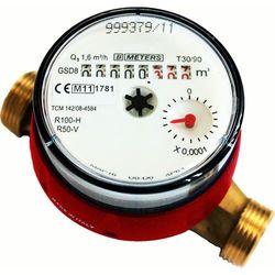 Wodomierz GSD8 1/2 do ciepłej wody BMeters