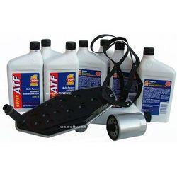 Filtry + mineralny olej skrzyni biegów Dodge Dakota FT1223