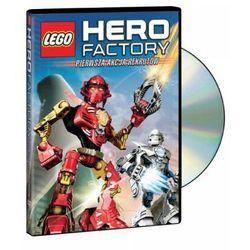 LEGO HERO FACTORY: PIERWSZE AKCJE REKRUT GALAPAGOS Films 7321909305380