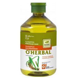 O'Herbal Szampon wzmacniający włosy z ekstraktem z korzenia tataraku 500ml