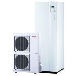 Pompa ciepła powietrze woda Excelia Tri DUO 14 z zasobnikiem wody - do powierzchni ok. 140-180 m2