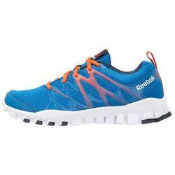 Reebok REALFLEX TRAIN 4.0 Obuwie treningowe blue/navy/orange