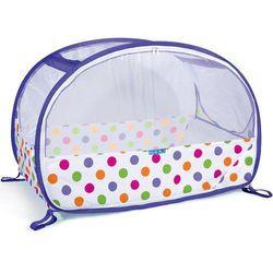 Łóżeczko turystyczne Koo-di Pop Up Bubble Cot - Polka Purple