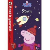 Peppa Pig Stars Read it yourself with Ladybird Level 1 (opr. twarda)