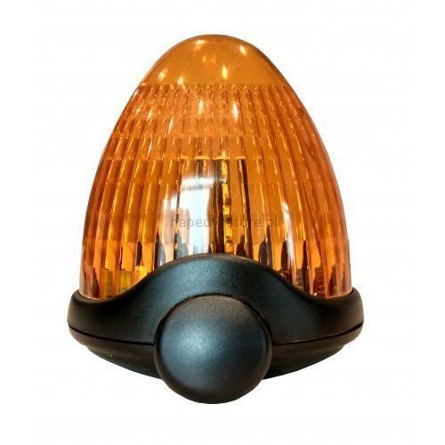 Lampa LED 24V230V z wbudowaną anteną