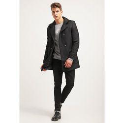 KIOMI Płaszcz wełniany /Płaszcz klasyczny black