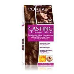 Casting Creme Gloss farba do włosów 503 Czekoladowe toffi