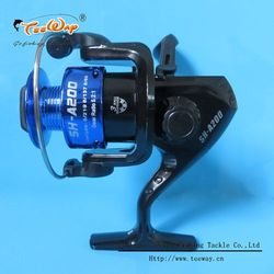 Free Shipping fishing reels small reel front drag spinning fishing reel 3BB 5.2:1 feeder coil fishing tackle without fishing rod