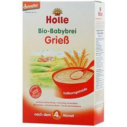 HOLLE 250g Grieb Kaszka BIO z pszenicy z pełnego przemiału po 4 miesią