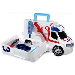 Dickie, Ambulans z zestawem lekarskim
