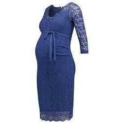 Mama Licious MLSUZANNE Sukienka koktajlowa twilight blue