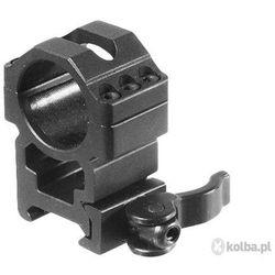 Montaż szybki dwuczęściowy wysoki Leapers UTG 1''/weaver Quick Detach 6 śrub
