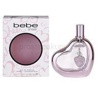 Bebe Perfumes Sheer woda perfumowana dla kobiet 100 ml + do każdego zamówienia upominek.