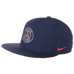 Nike Performance Czapka z daszkiem midnight navy/challenge red