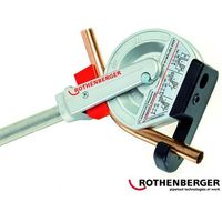 ROTHENBERGER Precyzyjna giętarka do rur ROBEND H+W PLUS Set 15-18-22 mm (24505)