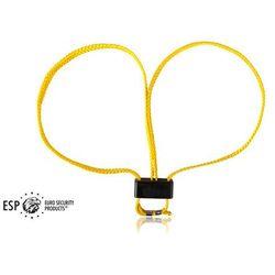 Kajdanki taśmowe ESP żółte - zestaw 5 szt. (HT-01-Y)