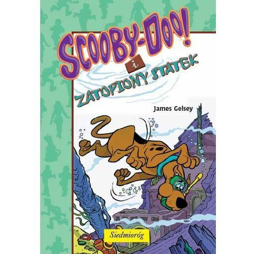 Scooby-Doo! i Zatopiony Statek (opr. miękka)