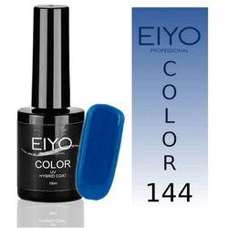 Lakier hybrydowy EIYO Modern - kolor nr 144 - Brudny Niebieski - 15 ml Lakiery hybrydowe