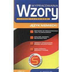 Wypracowania wzory Język niemiecki - Agnieszka Jaszczuk (opr. miękka)