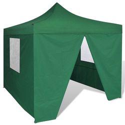 vidaXL Namiot ogrodowy pawilon 3 x m zielony Darmowa wysyłka i zwroty