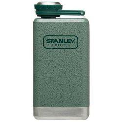 Piersiówka stalowa Stanley Adventure, zielona