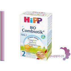 HiPP 2 BIO Combiotik Ekologiczne mleko 600g