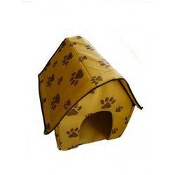 Domek buda legowisko dla psa psów kota kotów 45X37X42 / 00427