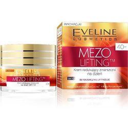 Eveline Mezo Lifting 40+ Krem na dzień redukujący zmarszczki 50ml