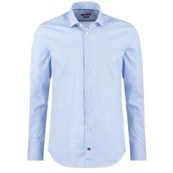 Tommy Hilfiger Tailored SLIM FIT Koszula biznesowa light blue