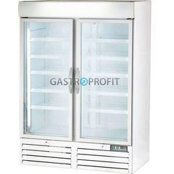Szafa chłodnicza ekspozycyjna 930l