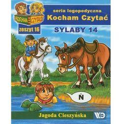 Kocham Czytać Zeszyt 16 Sylaby 14 (opr. miękka)