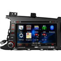 GMS 7783 Excellence Multimedialna stacja nawigacja dedykowana do KIA OPTIMA 2011 + GRATIS