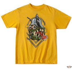 koszulka dziecięce - METAL Mulisha - FLY Łapacz - YEL