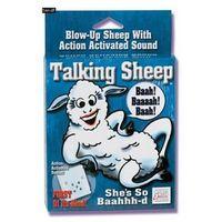 Dmuchana Becząca Owieczka - Talking Blow-up Sheep
