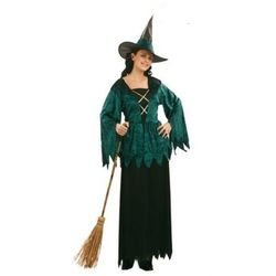 Czarownica Zielona - M przebrania dla dorosłych