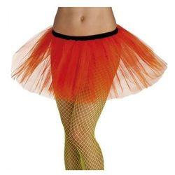 Spódniczka baletnicy tiulowa - pomarańczowa - stroje/przebrania dla dorosłych