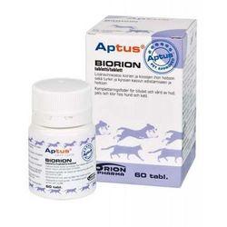 ORION PHARMA Aptus Biorion tabletki dla psów i kotów wspomagające skórę, sierść i paznokcie