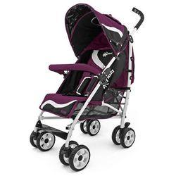Milly Mally, Rider New Purple, wózek spacerowy Darmowa dostawa do sklepów SMYK