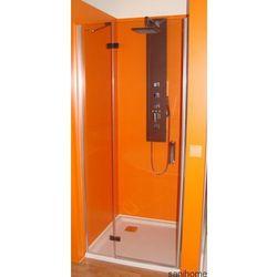 Drzwi prysznicowe z 1 ścianką 90cm prawe BN2815R